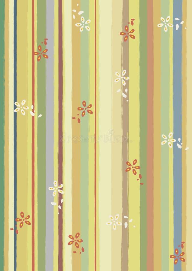 Japanse patroonachtergrond royalty-vrije illustratie