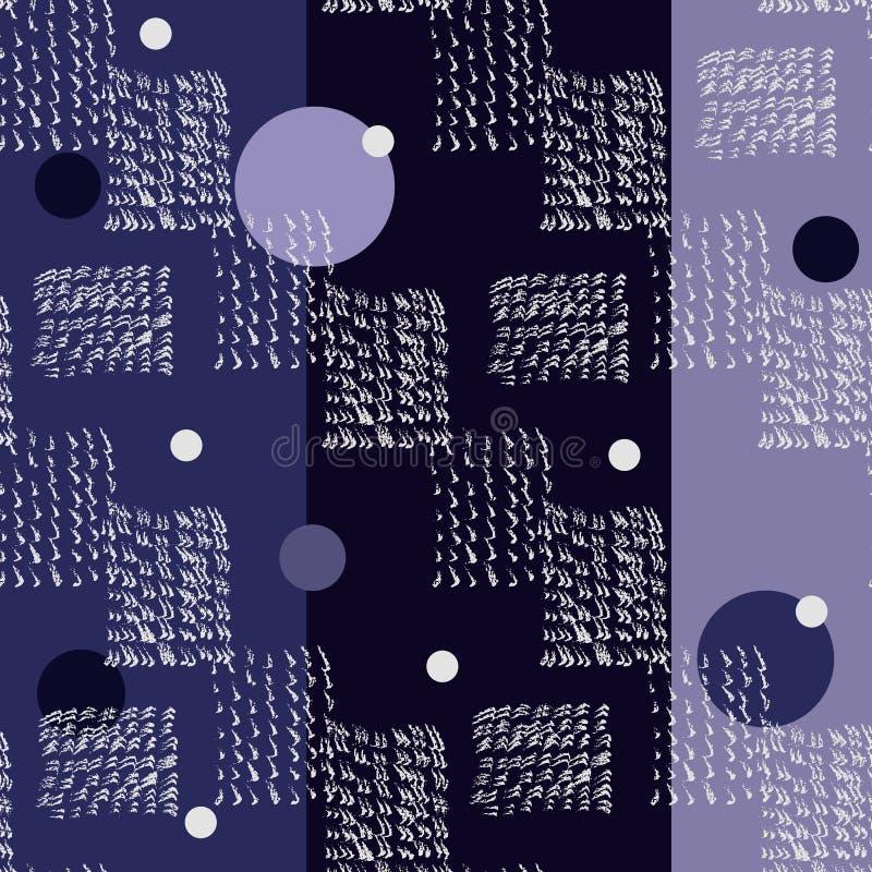 Japanse pattern445 vector illustratie