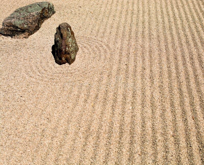 Japanse Rotstuin stock foto's
