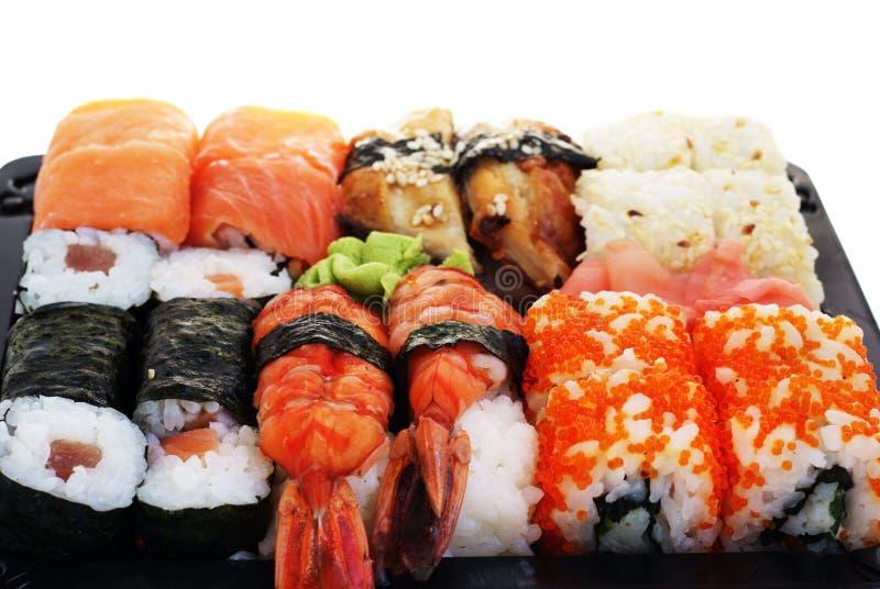 Japanse sushi stock foto