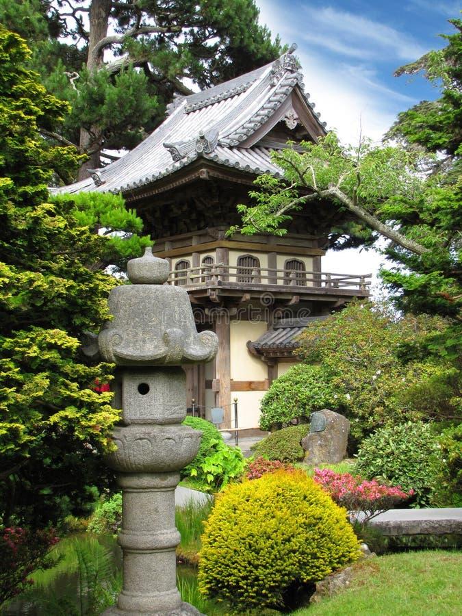 Download Japanse tempel stock afbeelding. Afbeelding bestaande uit ontspan - 10780429