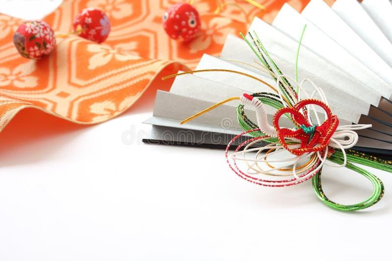 Japanse Traditionele Ambachten voor Nieuwjaar` s Dag stock foto's