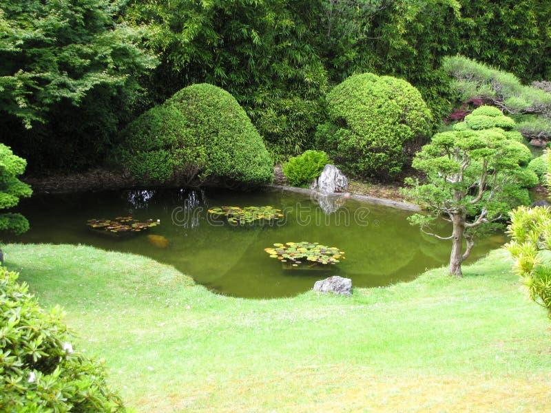 Download Japanse tuin stock foto. Afbeelding bestaande uit tuin - 10780580