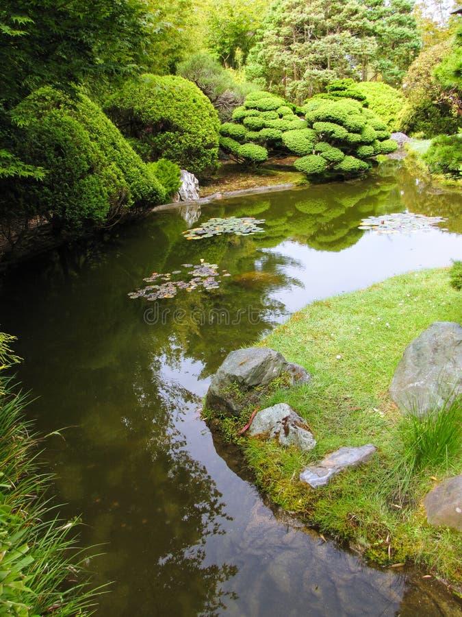 Download Japanse tuin stock afbeelding. Afbeelding bestaande uit japan - 10780617