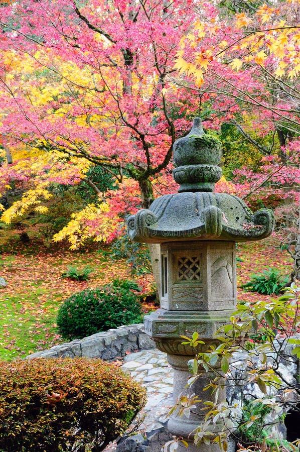 Japanse Tuin stock foto's