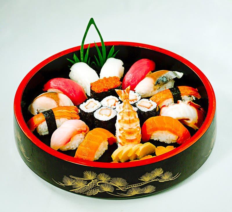 Japanse voedselbento stock afbeelding