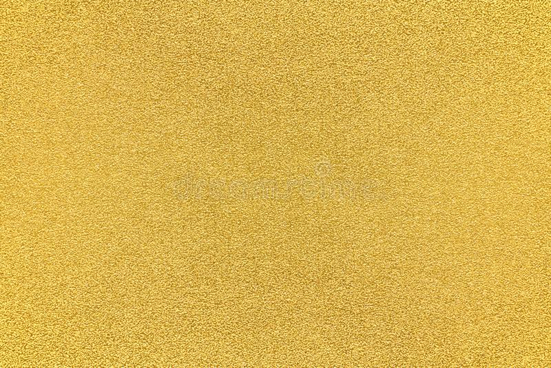Japansk bakgrund för guldpapperstextur royaltyfri bild