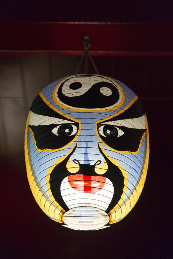 japansk maskering arkivbild