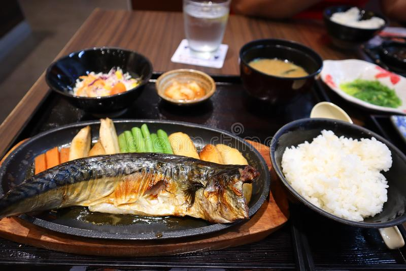 Japansk mat arkivbild