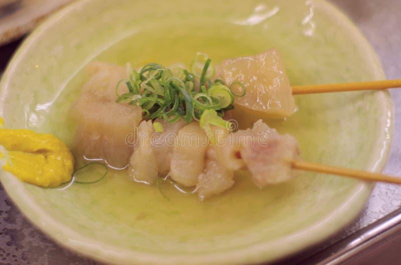 Japansk nötköttsena royaltyfri foto