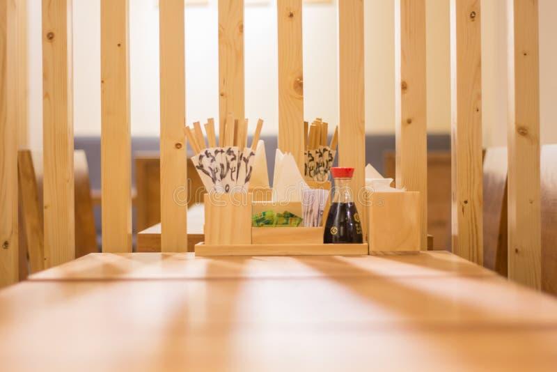 japansk restaurang royaltyfria bilder