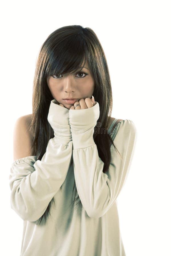 japansk tonåring fotografering för bildbyråer