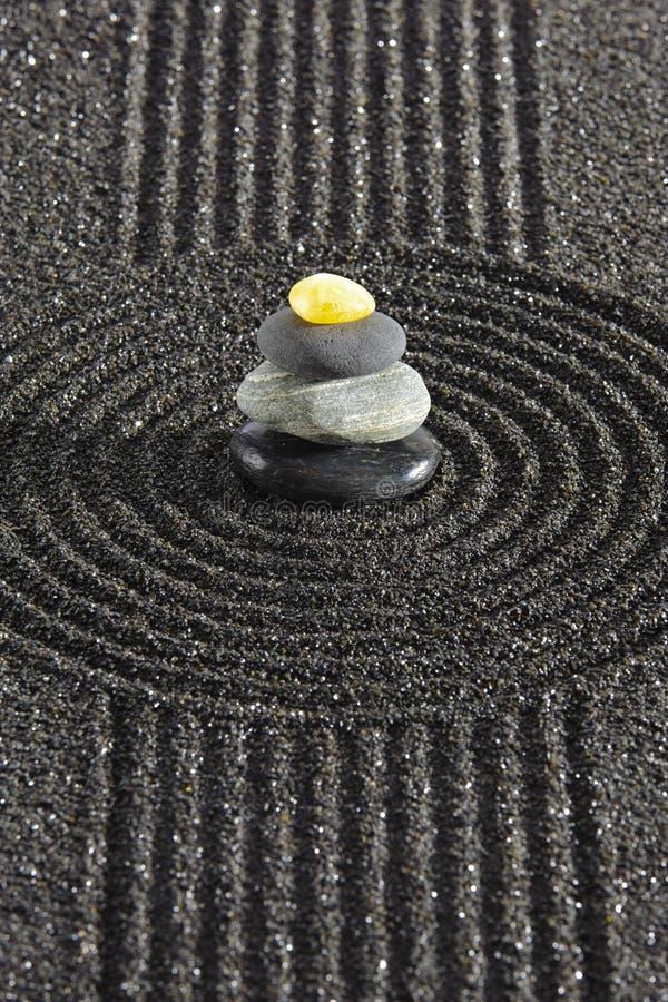 Download Japansk ZENträdgård arkivfoto. Bild av stillhet, inget - 37345806