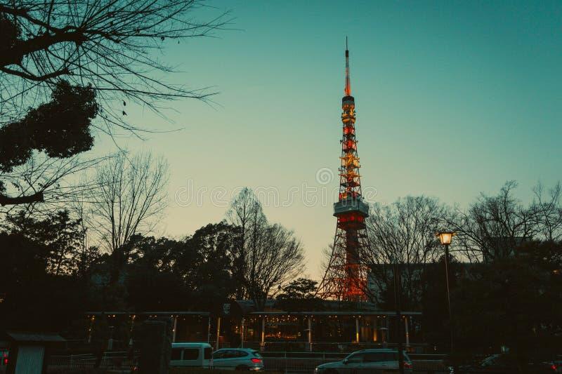 JapanTokyo fotos de archivo libres de regalías