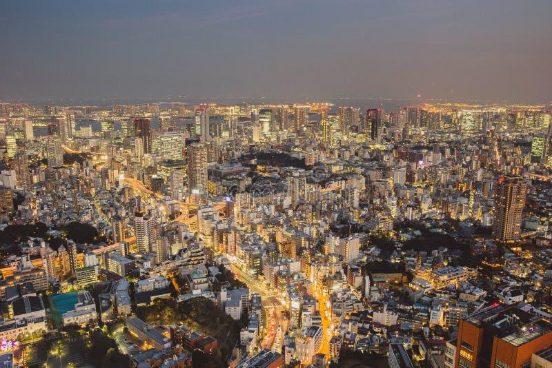 JapanTokyo foto de archivo libre de regalías