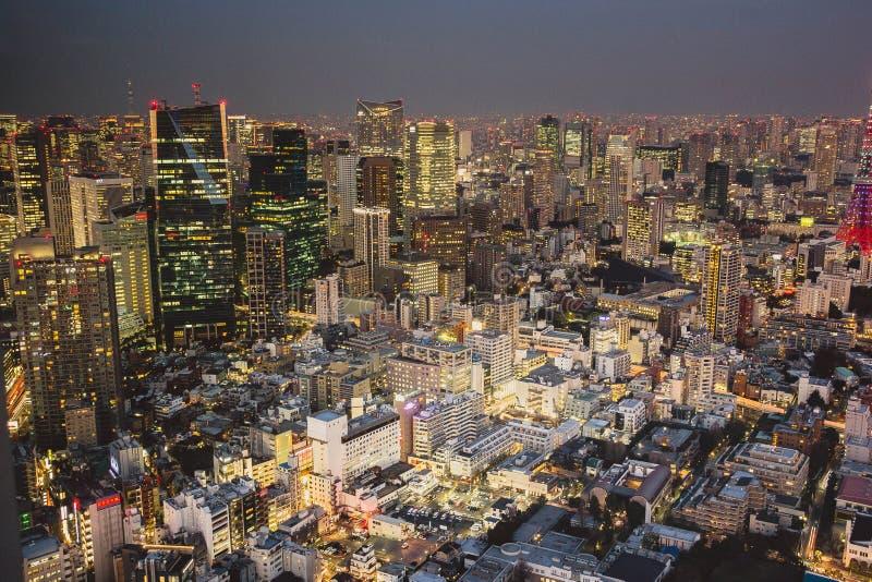 JapanTokyo fotografía de archivo libre de regalías