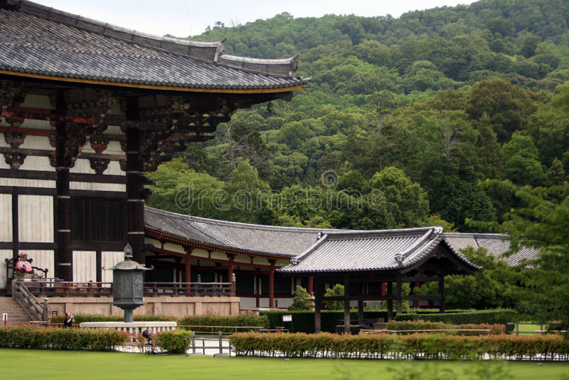 japończycy architektury fotografia stock