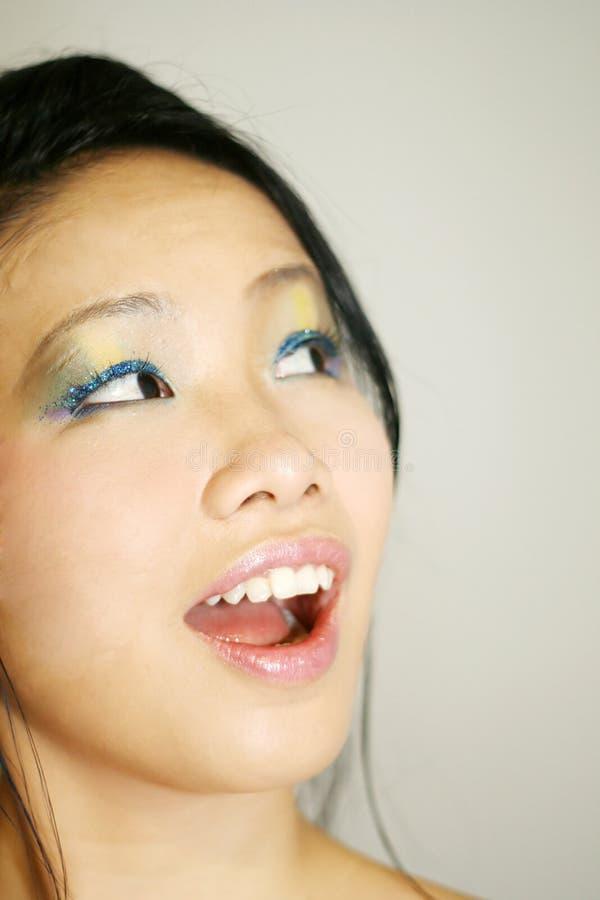 japończycy dziewczyna zdjęcie stock
