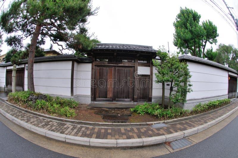 Japończyk Ryokan fotografia stock
