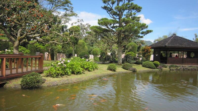 Japończyka dom zdjęcia stock