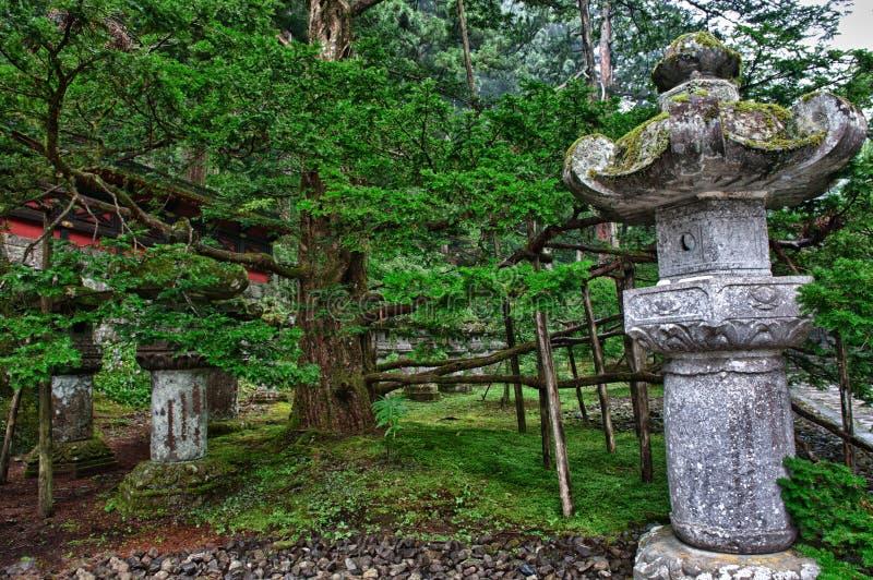 Japońska świątynia obraz stock
