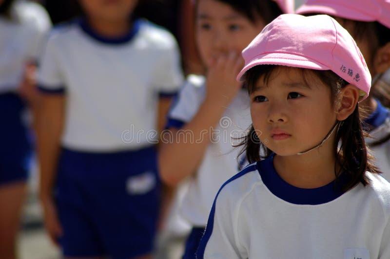 Japońska dziewczyna obraz stock