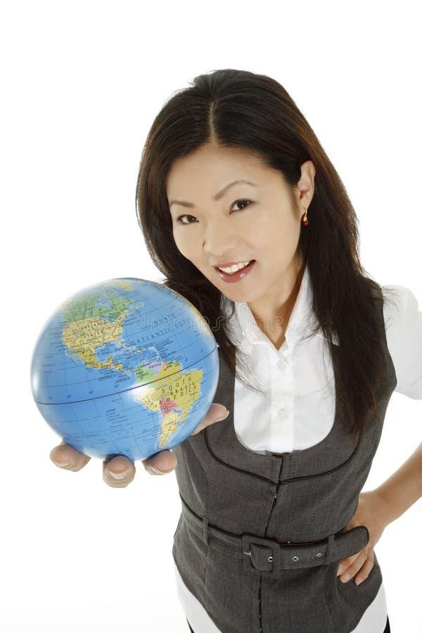 japońska kobieta obraz royalty free