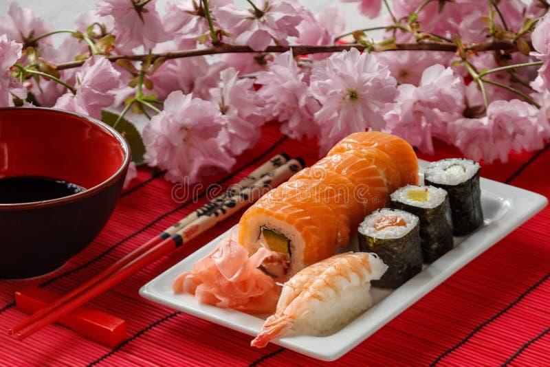 Japońska kuchnia zdjęcie stock