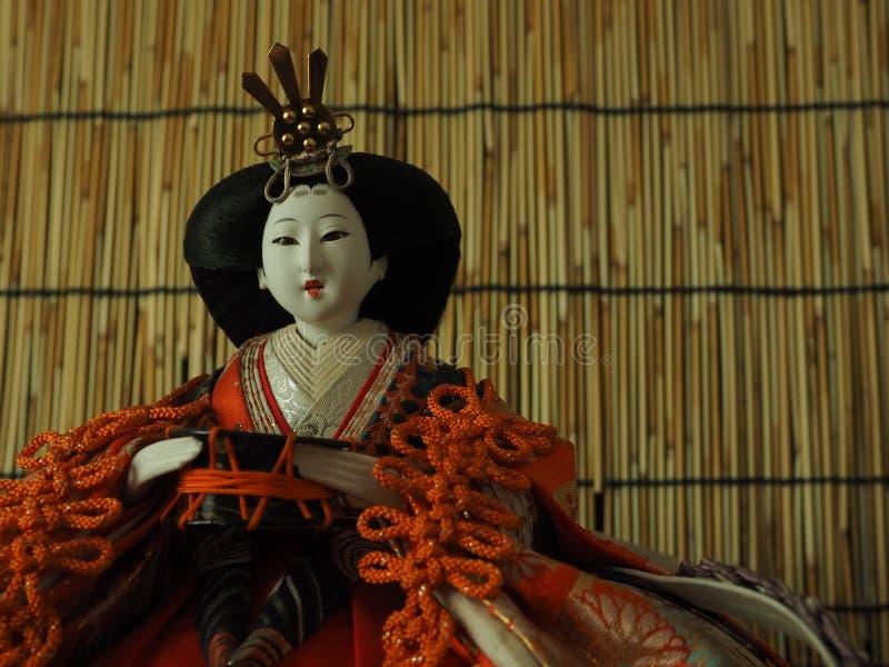 Japońska lala zdjęcia stock