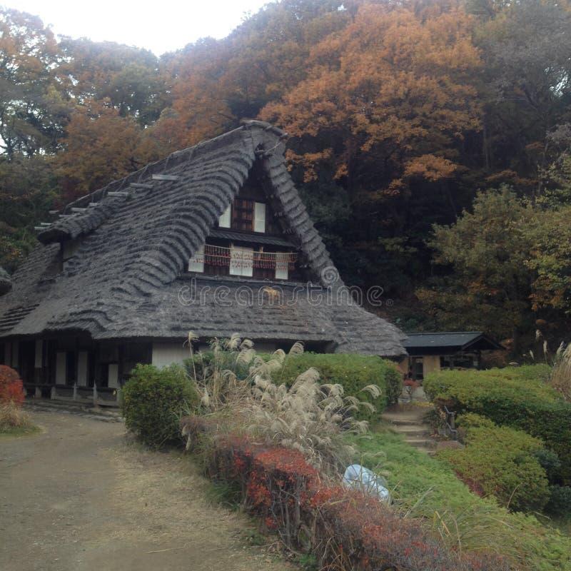 japoński Japan architektury Kioto historyczne miejsce zdjęcia stock