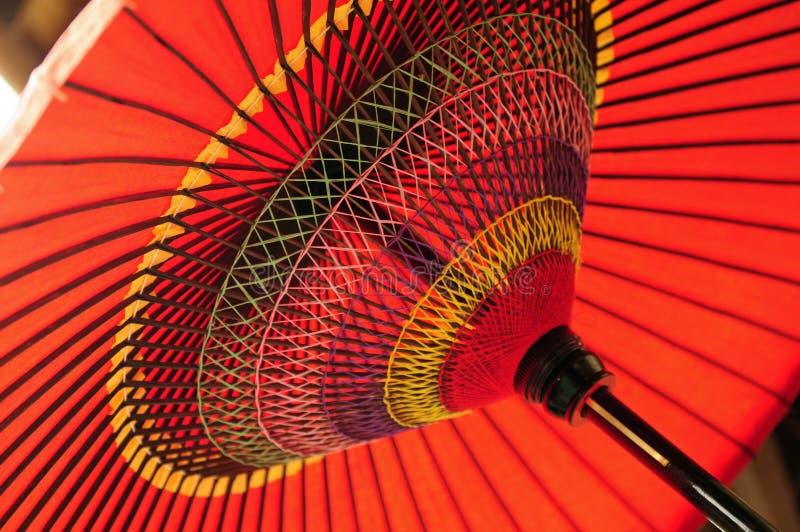 japoński parasol fotografia royalty free