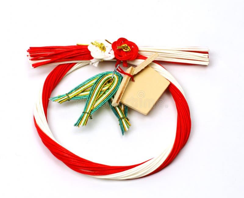 Download Japoński Dekoracji New Year Zdjęcie Stock - Obraz: 1688696