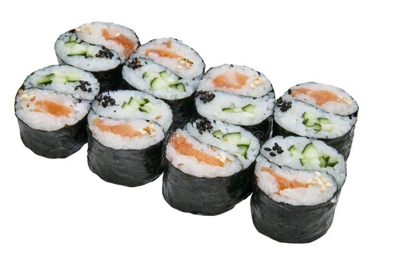 Download Japoński suszi obraz stock. Obraz złożonej z przygotowania - 28959323