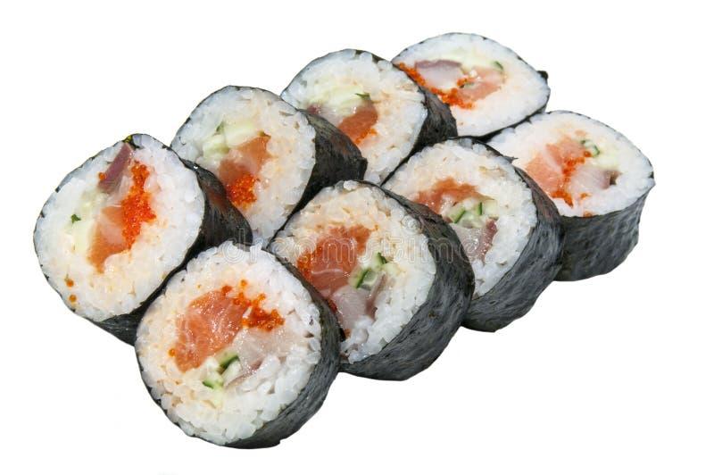 Download Japoński suszi zdjęcie stock. Obraz złożonej z apetyczny - 28959348