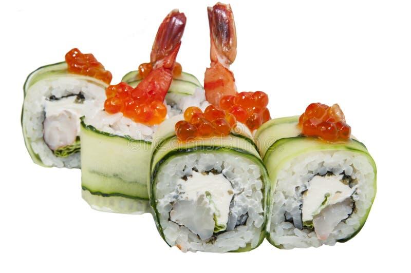 Download Japoński suszi zdjęcie stock. Obraz złożonej z dinner - 28959354