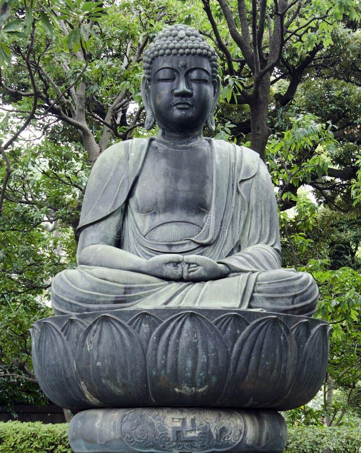 Japons Buda imagen de archivo Imagen de estatua molde 45710669