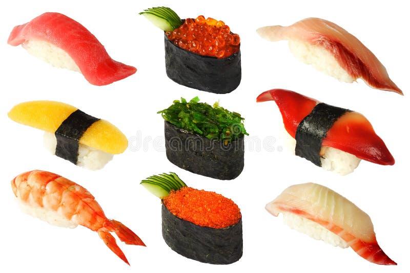 Japonais de cuisine photo libre de droits
