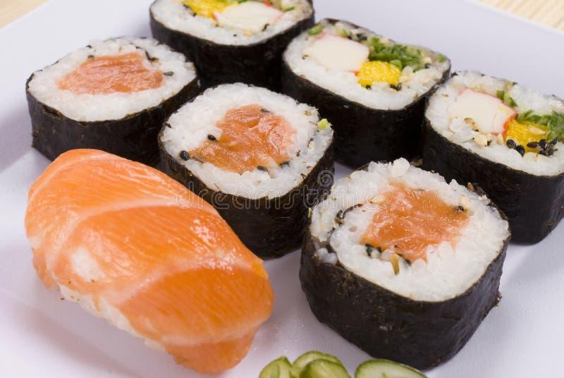 Japonais de nourriture photo libre de droits