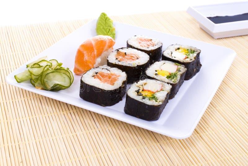 Japonais de nourriture photo stock