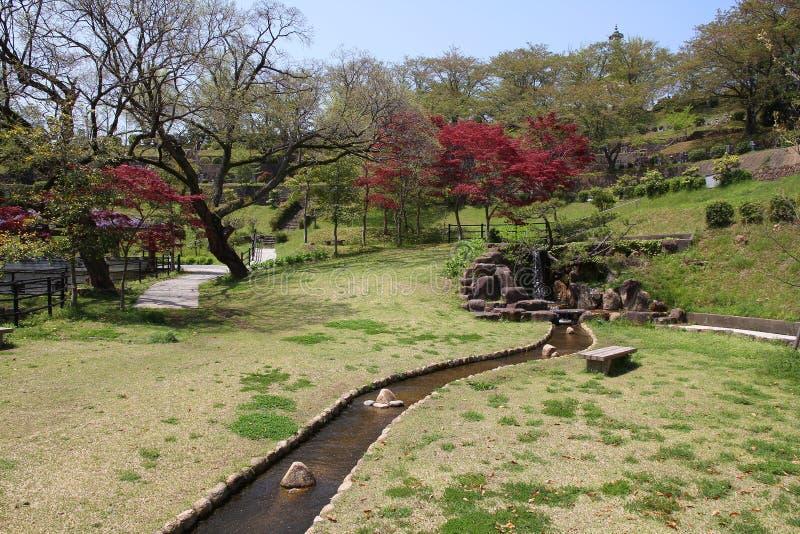 Download Japonia, Himeji - obraz stock. Obraz złożonej z podróż - 28957713