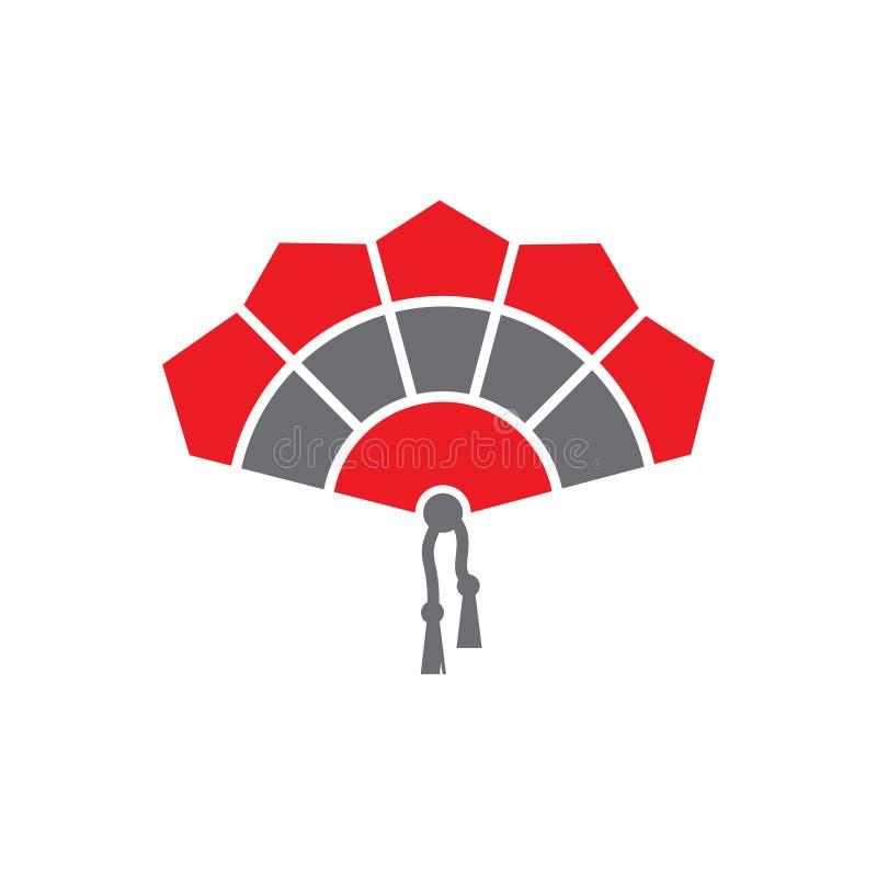 Japonia kultura odnosi? sie ikon? na tle dla grafiki i sieci projekta Prosty wektoru znak Internetowy poj?cie symbol dla ilustracji