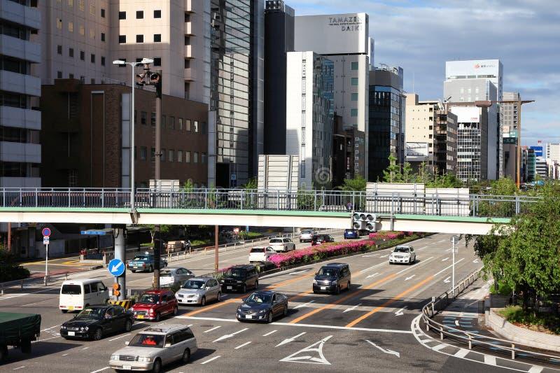 Japonia, Nagoya - obrazy royalty free