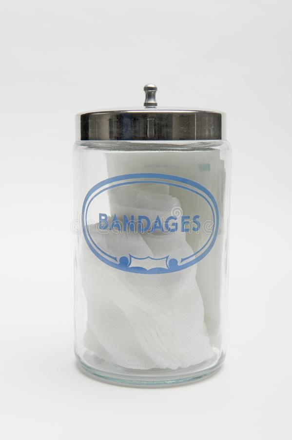 Still Life Of Bandages And Medical Supplies Stock Image Image Of Path Medical 15570247