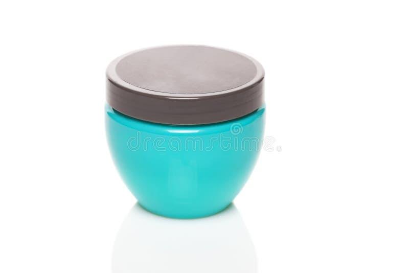 Jar cream container stock image