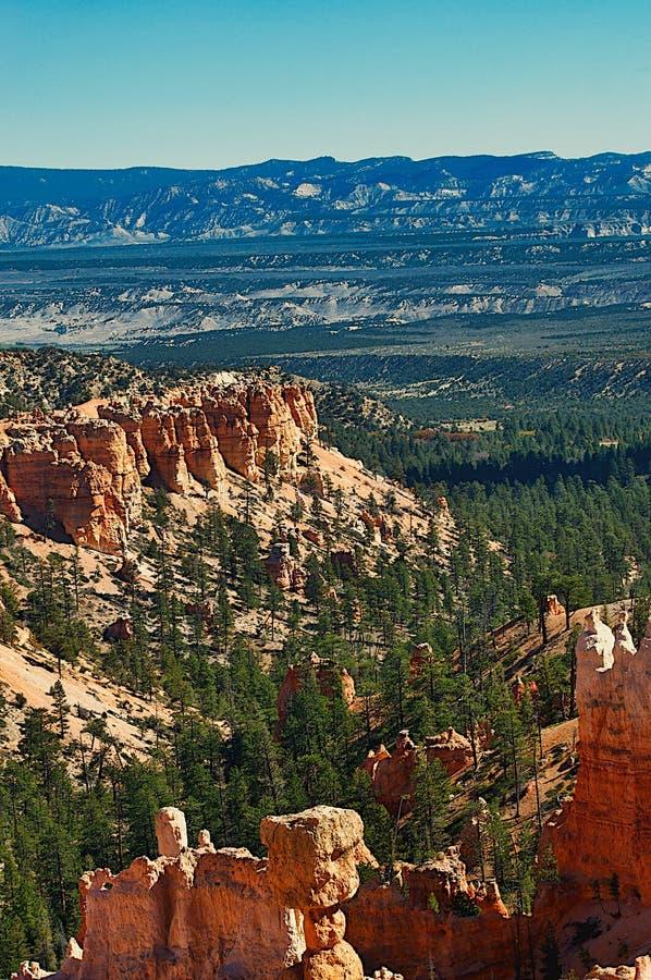 jar czerwień Utah zdjęcia stock