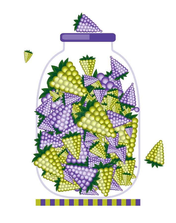 Download Jar With Fruit Jam For Your Design Stock Vector - Illustration: 25164163