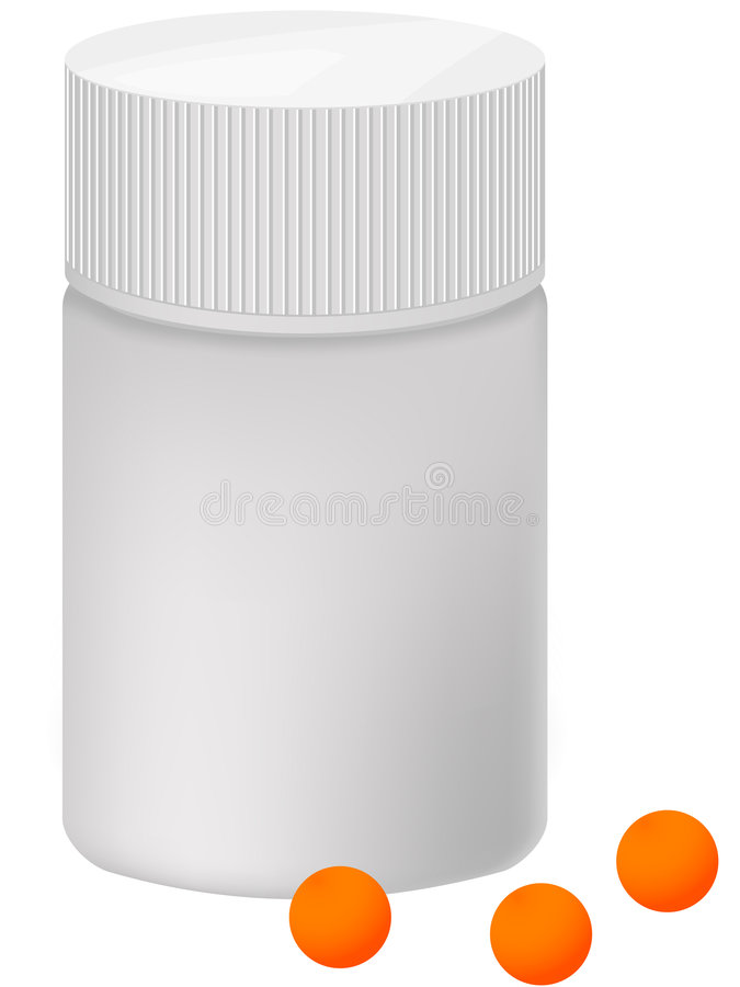 Download Jar For A Medicine Royalty Free Stock Images - Image: 5933169
