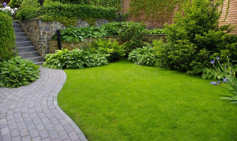 Jardín fotografía de archivo