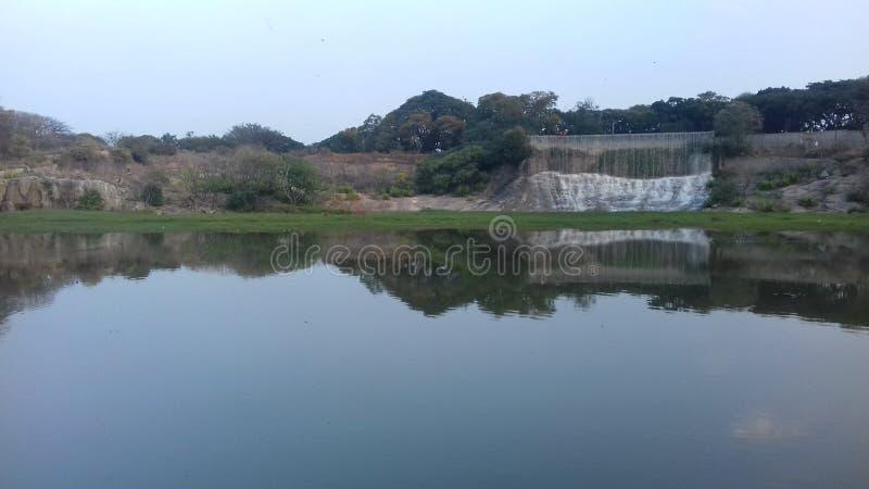 Jardín botánico de Lalbagh, Bangalore imagen de archivo libre de regalías