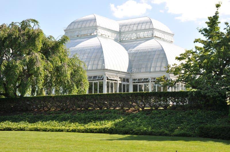 Jardín botánico de Nueva York foto de archivo